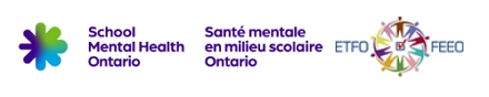 School Mental Health-Assist and ETFO FEEO Logos