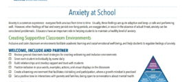 anxiety-at-school
