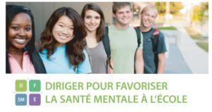 Outil de réflexion - Diriger pour favoriser la santé mentale à l'école