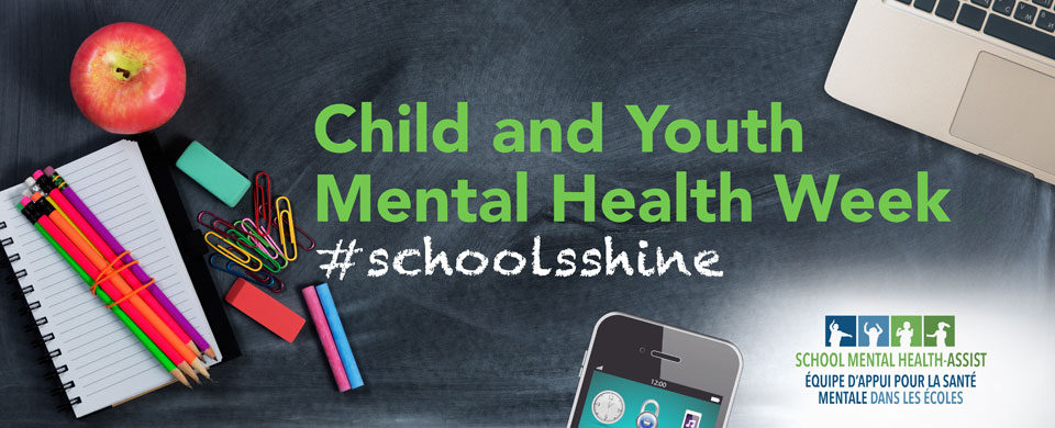 Child and Youth Mental Health Week