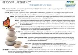 Personal Resiliency